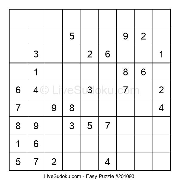 Beginners Puzzle #201093