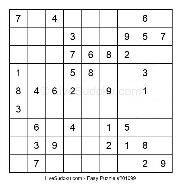 Beginners Puzzle #201099