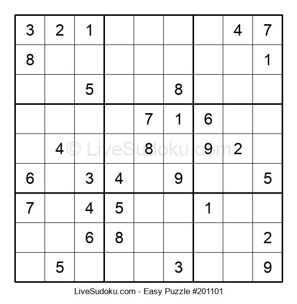 Beginners Puzzle #201101
