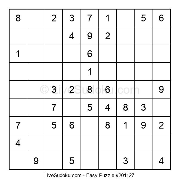 Beginners Puzzle #201127