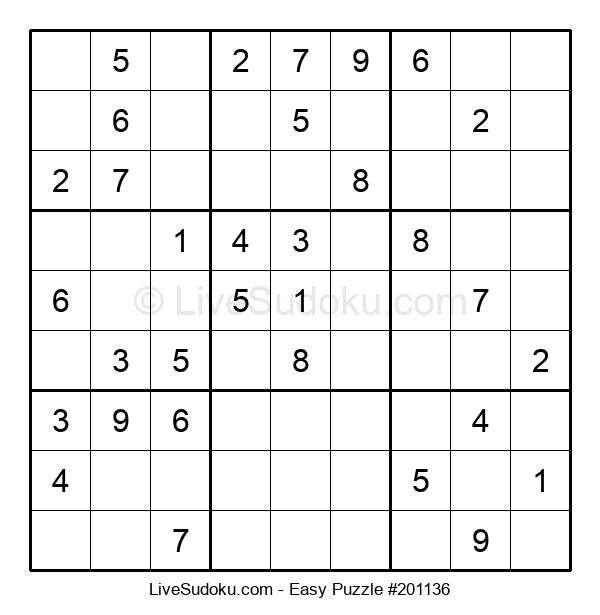 Beginners Puzzle #201136