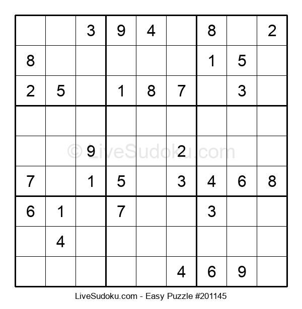 Beginners Puzzle #201145