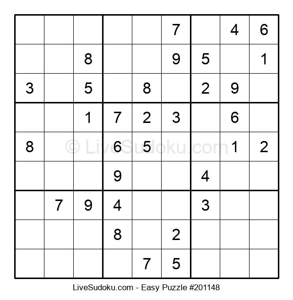 Beginners Puzzle #201148