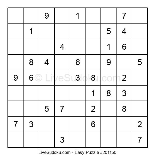Beginners Puzzle #201150
