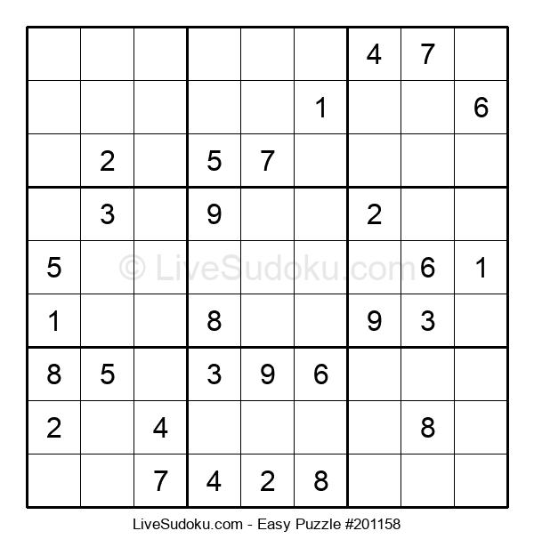 Beginners Puzzle #201158