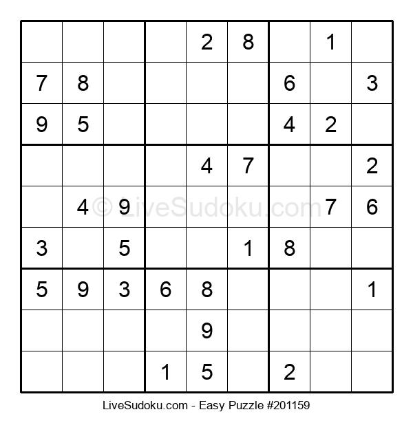 Beginners Puzzle #201159