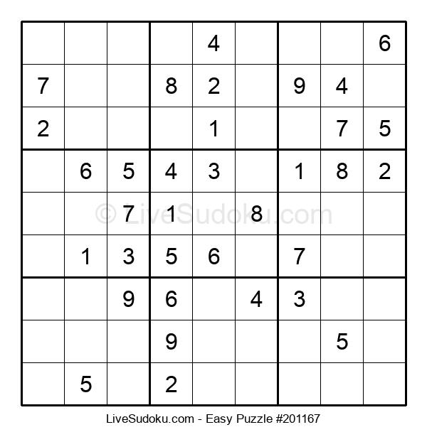 Beginners Puzzle #201167