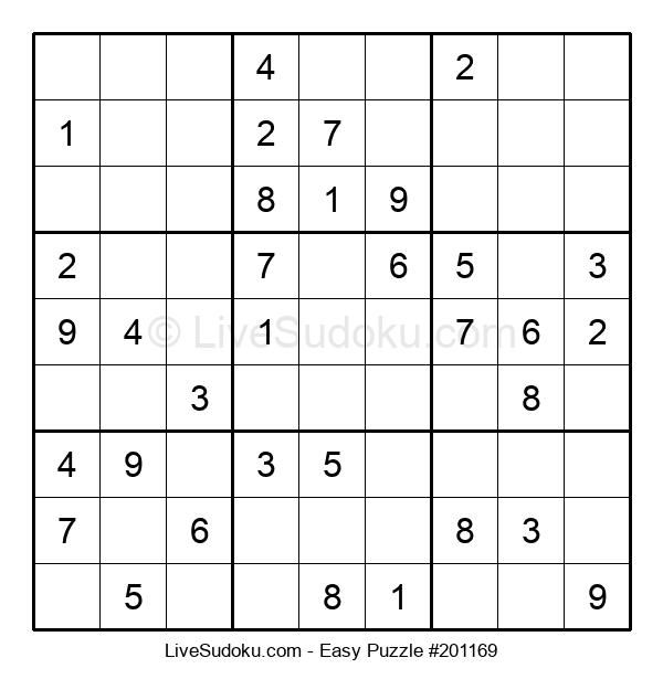 Beginners Puzzle #201169