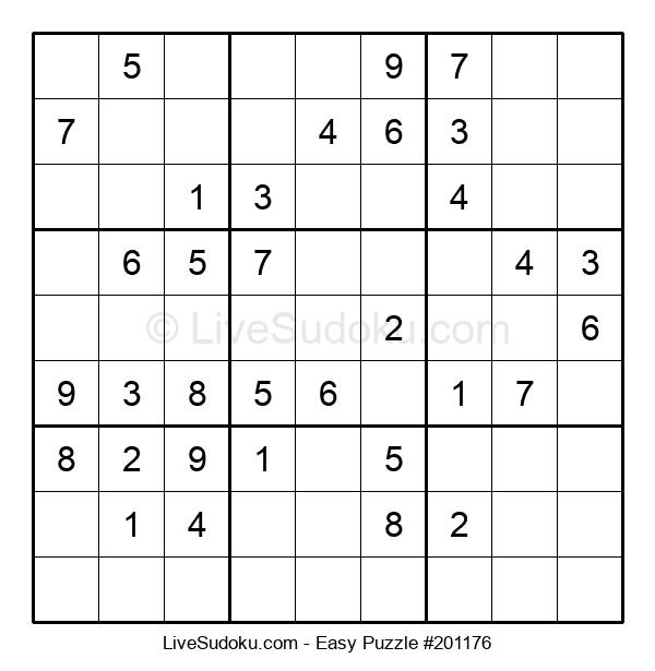 Beginners Puzzle #201176
