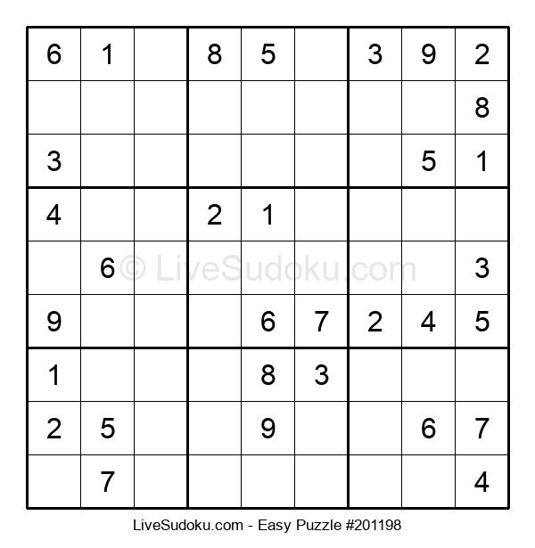 Beginners Puzzle #201198