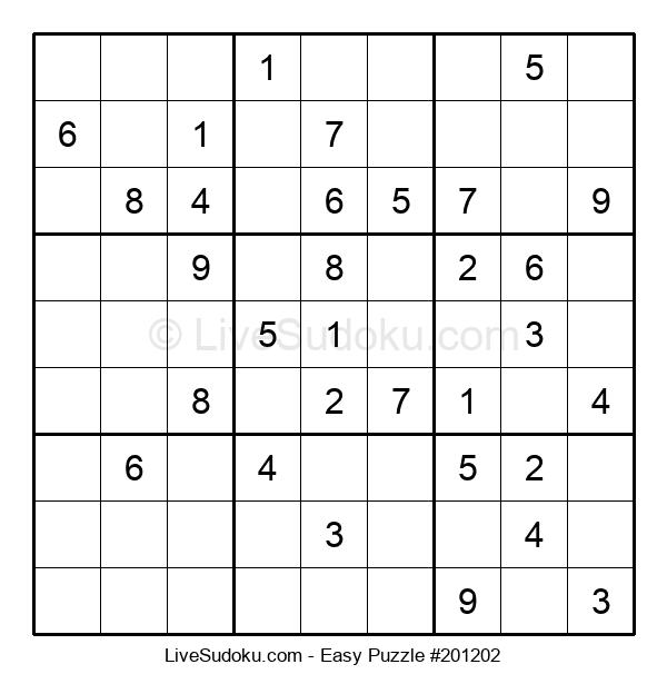 Beginners Puzzle #201202