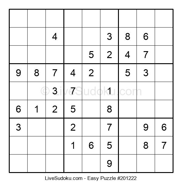 Beginners Puzzle #201222