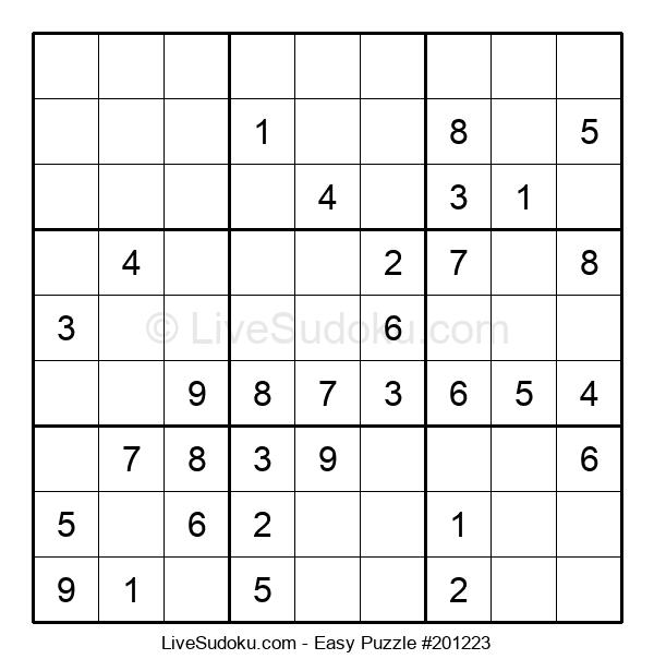 Beginners Puzzle #201223