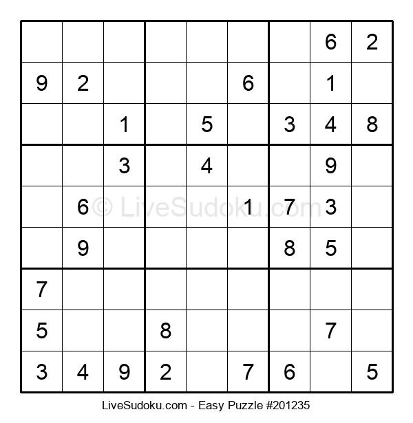 Beginners Puzzle #201235