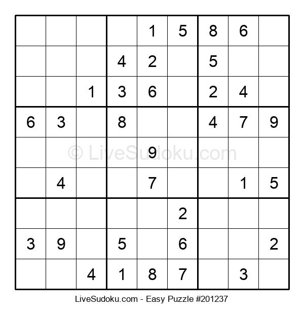 Beginners Puzzle #201237