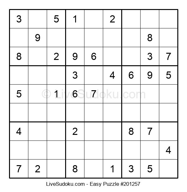 Beginners Puzzle #201257