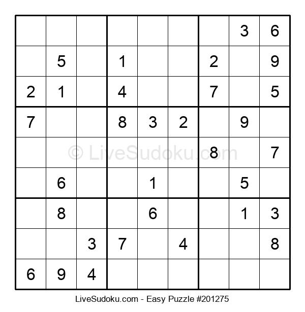 Beginners Puzzle #201275