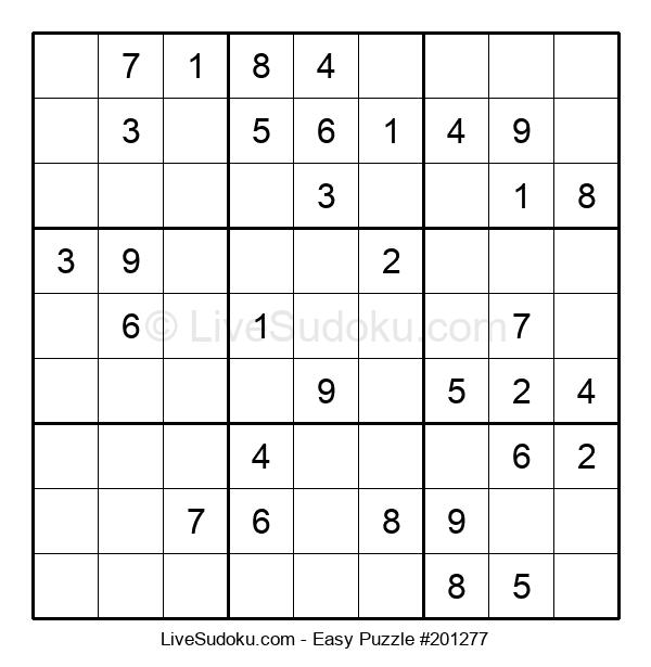 Beginners Puzzle #201277