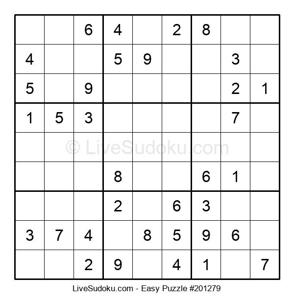 Beginners Puzzle #201279