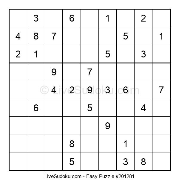 Beginners Puzzle #201281