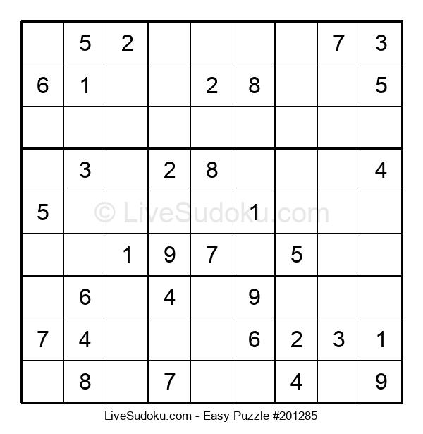 Beginners Puzzle #201285
