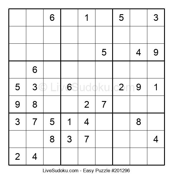 Beginners Puzzle #201296