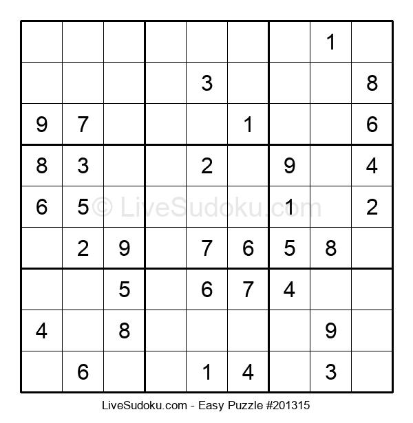 Beginners Puzzle #201315