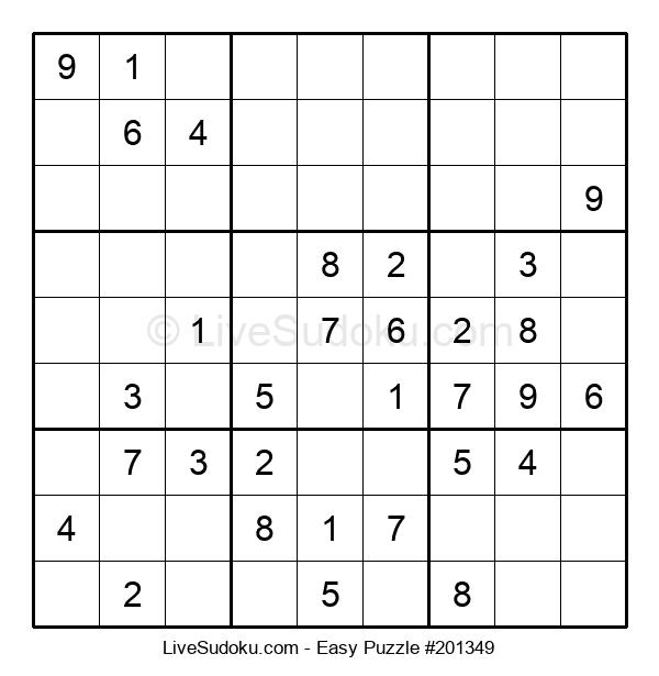 Beginners Puzzle #201349