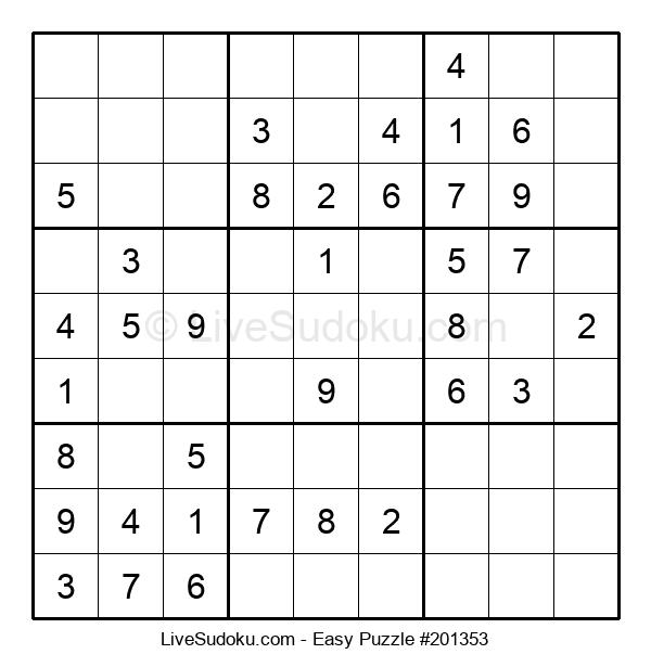 Beginners Puzzle #201353