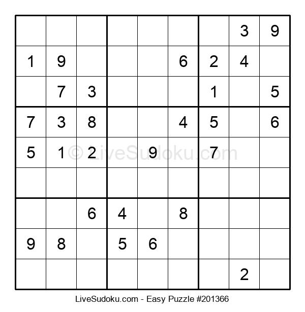 Beginners Puzzle #201366