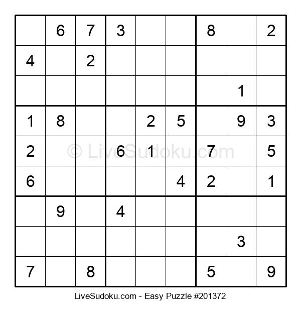 Beginners Puzzle #201372