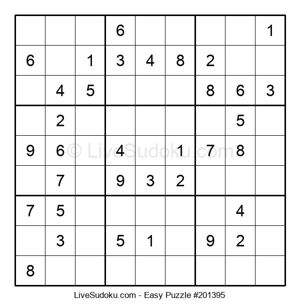 Beginners Puzzle #201395