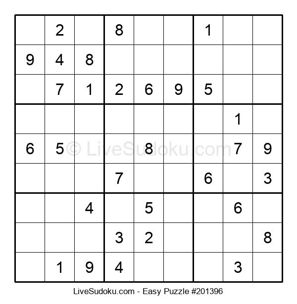 Beginners Puzzle #201396