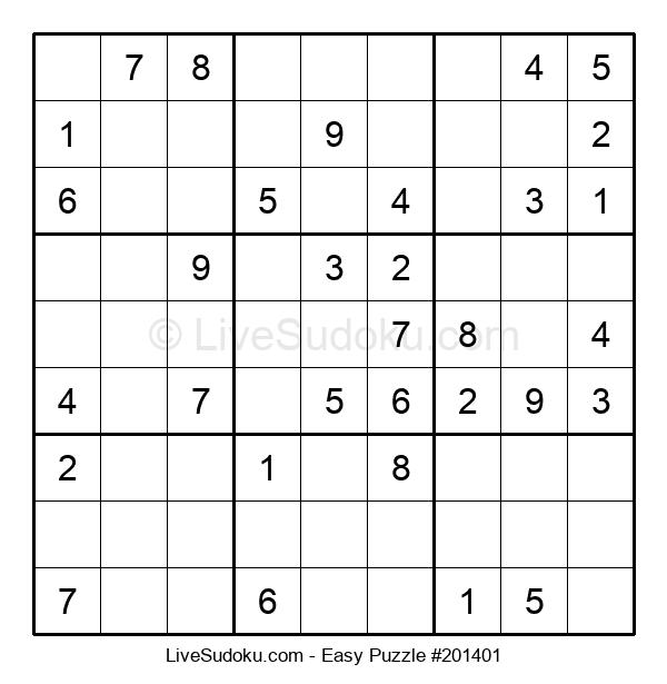 Beginners Puzzle #201401