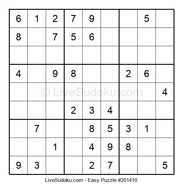 Beginners Puzzle #201410