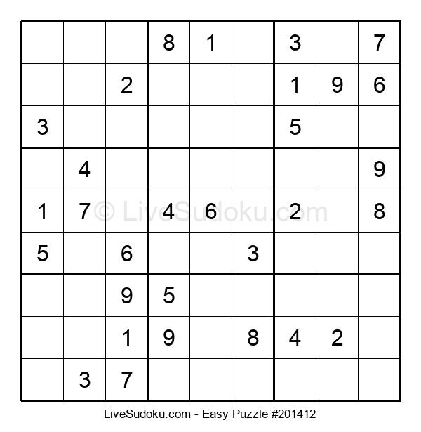 Beginners Puzzle #201412
