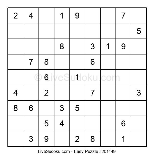 Beginners Puzzle #201449