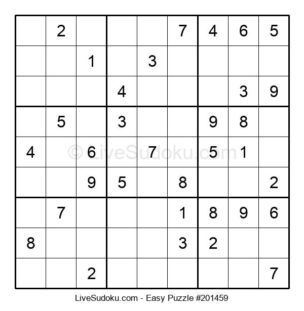 Beginners Puzzle #201459