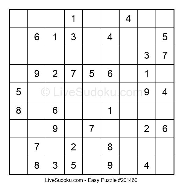 Beginners Puzzle #201460