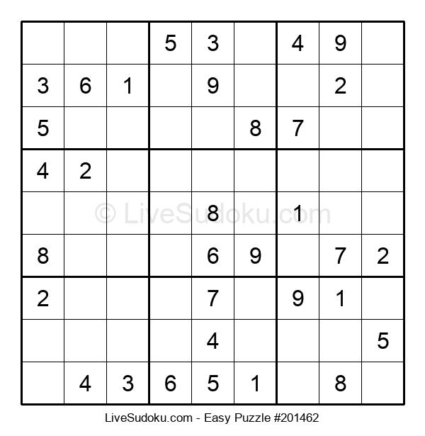 Beginners Puzzle #201462