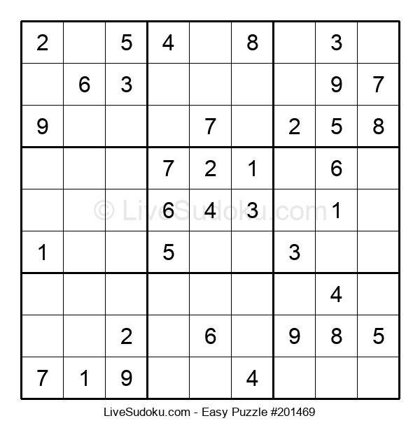 Beginners Puzzle #201469