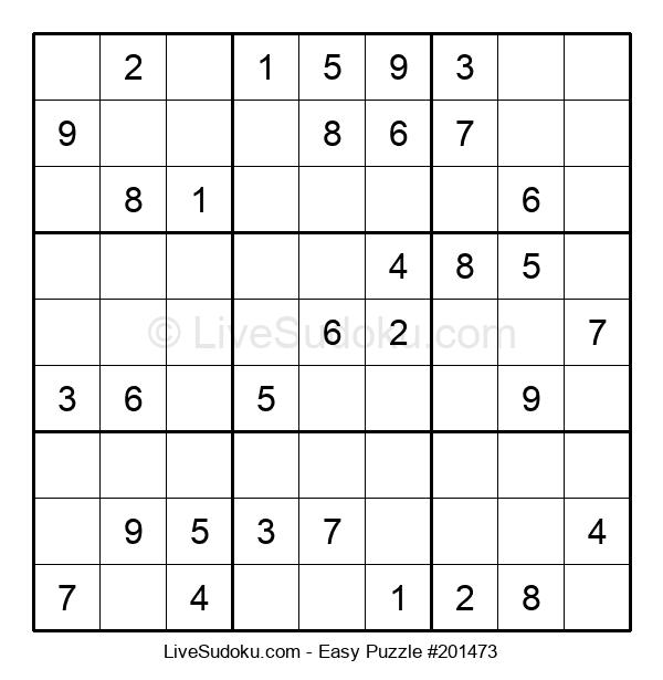 Beginners Puzzle #201473