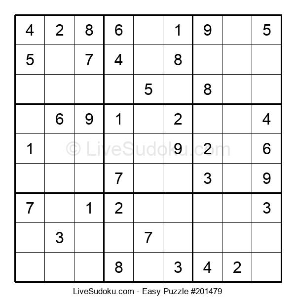Beginners Puzzle #201479