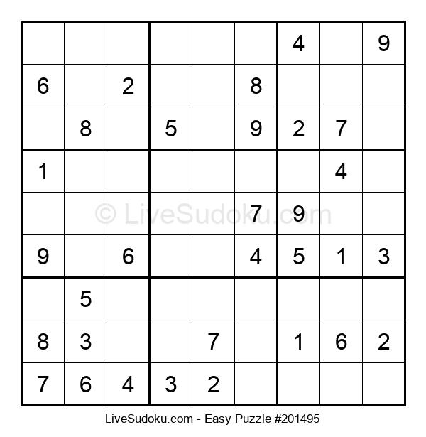 Beginners Puzzle #201495