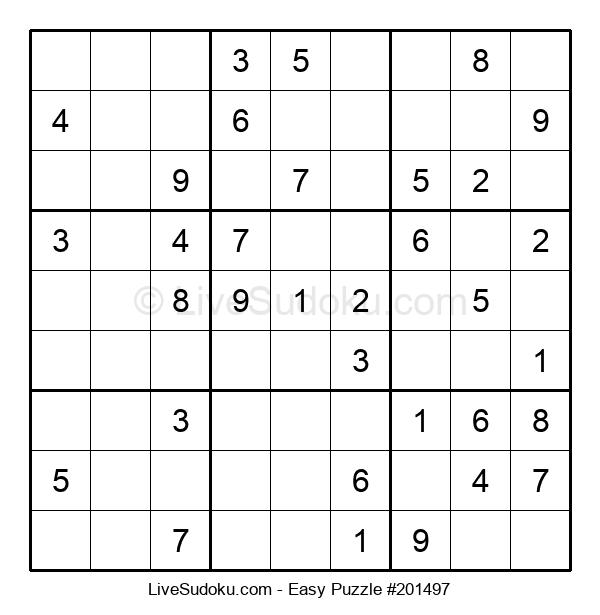Beginners Puzzle #201497