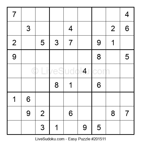 Beginners Puzzle #201511