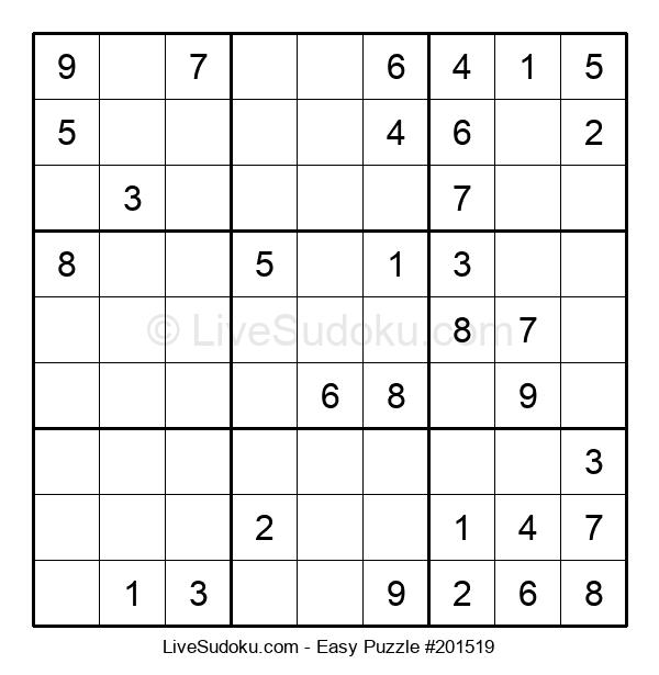 Beginners Puzzle #201519