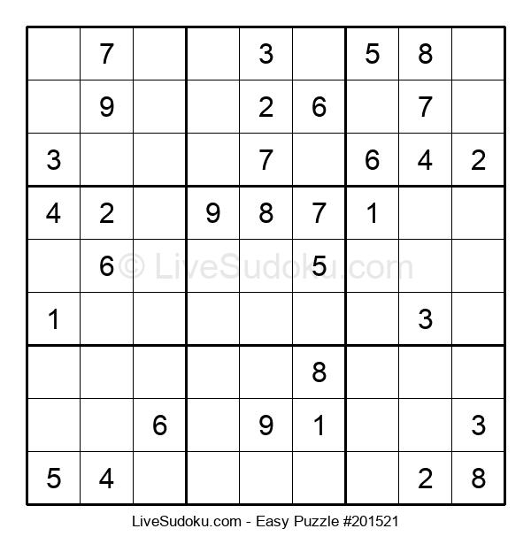 Beginners Puzzle #201521
