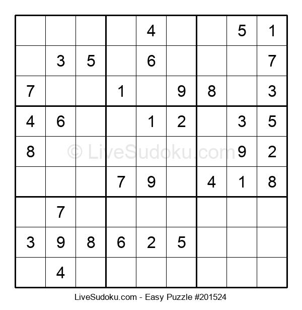 Beginners Puzzle #201524