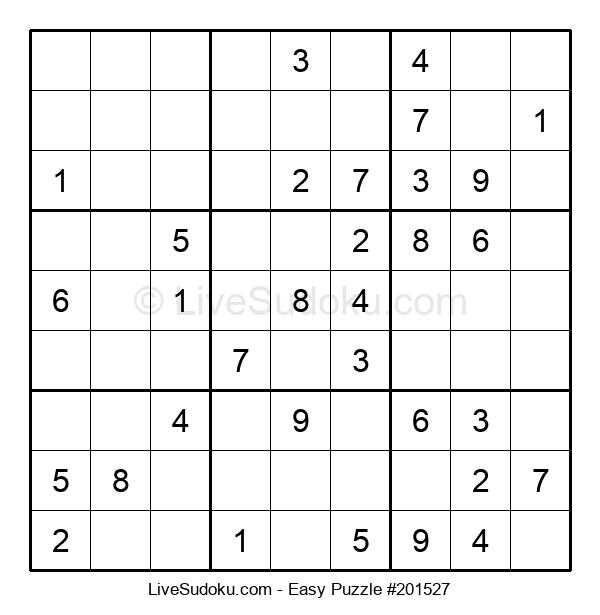 Beginners Puzzle #201527